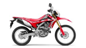 Honda-CRF250-LA--gear-shift-fault-recall