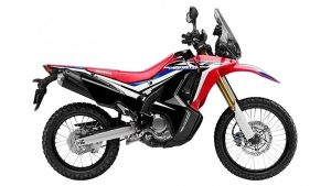 Honda-CRF250-RLA--gear-shift-fault-recall